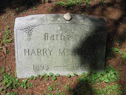 Harry M. Adler