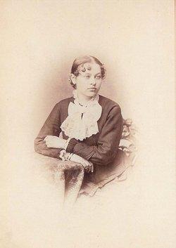 """Maria Fredericka """"Mary"""" <I>Peterson</I> Thompson"""