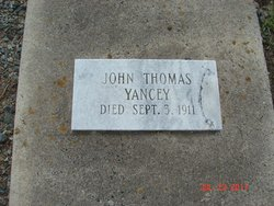 John Thomas Yancey