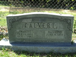 Charles Calvert