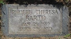 Phoebe Theresa <I>Brown</I> Barto