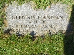 Glennis Leola <I>Maxell</I> Hannan