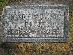 Mary <I>Ockander</I> Ellis
