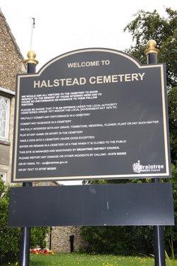 Halstead Cemetery