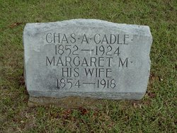 Margaret M <I>Killingsworth</I> Cadle