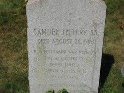 Samuel Jeffery Sr.