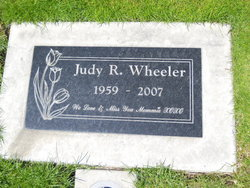 Judy R Wheeler