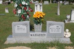 Betty <I>Cryer</I> Mahaffey