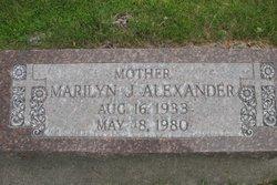 Marilyn June <I>Rodeman</I> Alexander