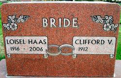 Clifford Vernon Bride