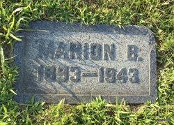 Marion Baldwin <I>Webster</I> Randall