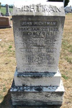 John J Hightman
