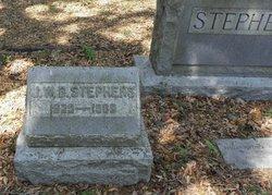 John W. B. Stephens