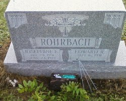Josephine E. <I>Daddario</I> Rohrbach