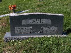 "Thomas Jefferson ""Jeff"" Davis"