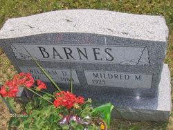 William D Barnes