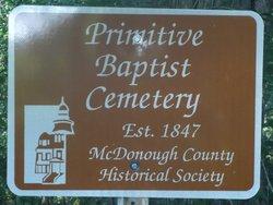 Primitive Baptist Cemetery