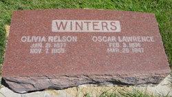 Oscar Lawrence Winters