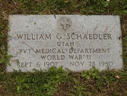 William Garfield Schaedler