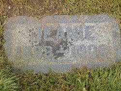 """Jane Elizabeth """"Jeanie"""" Preston"""