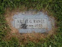 Nellie <I>Griffiths</I> Rance