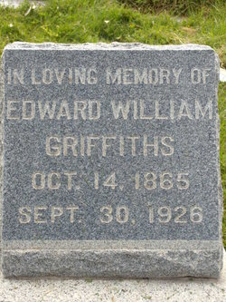 Edward William Griffiths