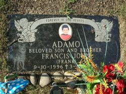 """Francis John """"Frank"""" Adamo"""