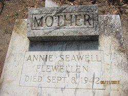 Annie Josephine <I>Seawell</I> Flewellen