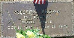Preston Brown