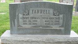 Veva Ann <I>Trott</I> Farrell