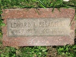 Edward I. Besadecky