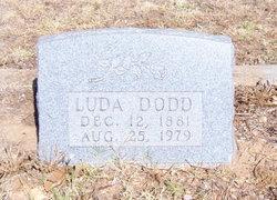 "Lucinda ""Luda"" <I>Mayo</I> Dodd"
