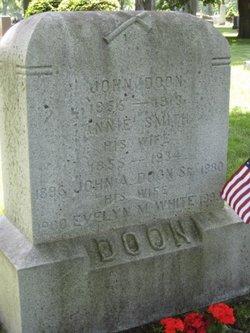 Evelyn M. <I>White</I> Doon