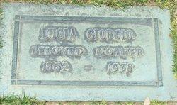 Lucia <I>Vita</I> Giorgio