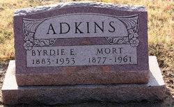 """Theodore Morton """"Mort"""" Adkins"""