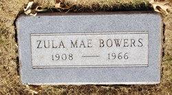 Zula Mae Bowers