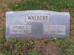 Mary Elizabeth <I>Connolley</I> Walbert