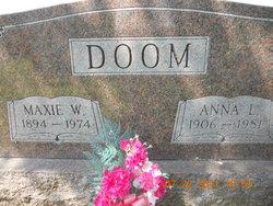 Anna Lynn <I>Lockhart</I> Doom