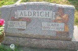 Homer Aldrich