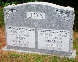 Abraham Don