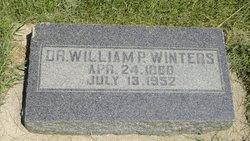 Dr William Philitis Winters