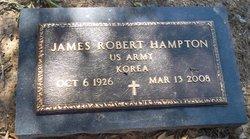 """James Robert """"Jim"""" Hampton"""