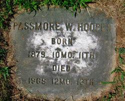 Passmore W. Hoopes