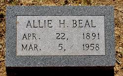 Allie Henry Beal