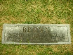 Mary Ellen <I>Cummings</I> Brown
