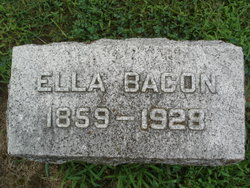 Ella <I>Thurston</I> Bacon