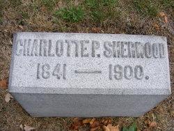 Charlotte Phoebe <I>Ferris</I> Sherwood