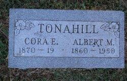 Cora E <I>White</I> Tonahill