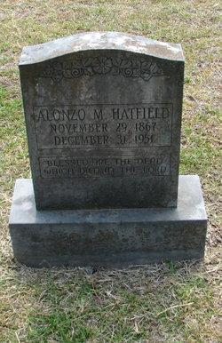 Alonzo M Hatfield