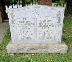 Jacob Pear